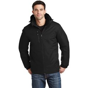 Port Authority® Men's Vortex Waterproof 3-in-1 Jacket