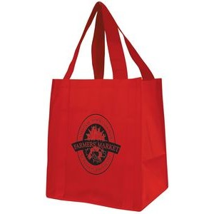 Jumbo Heavy Duty Non Woven Grocery Bag - 1 Color (13