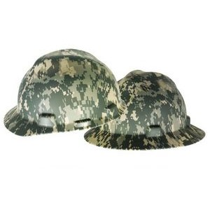 MSA's Freedom Hard Hat (Camouflage)