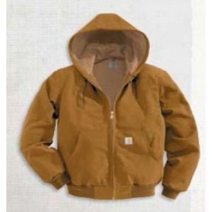 Carhartt Duck Active Jacket w/ Thermal Lined